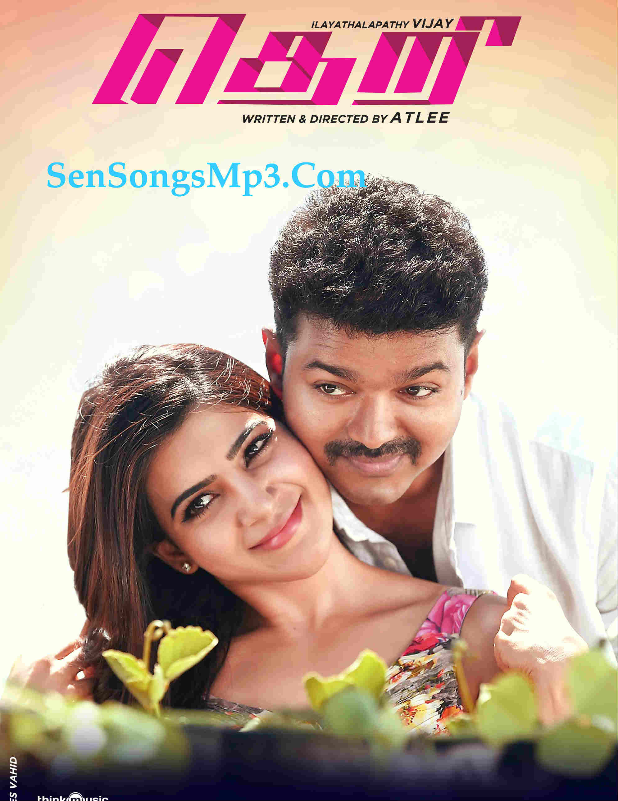 Theri (2016) Tamil Mp3 Songs Free Download-StarmusiqTheri Mp3