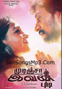 mudinja ivana pudi mp3 songs download,mudinja ivana pudi songs