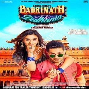 Badrinath Ki Dulhania mp3 songs download