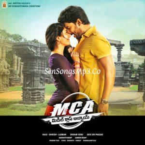 MCA 2017 Songs DOwnload middle class abbayi 2017 telugu movie album cd rip cover posters images nani,sai pallavi