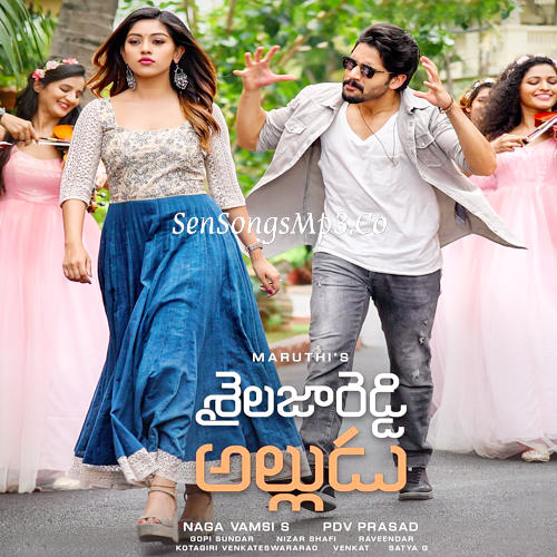 Sailaja Reddy 2018 telugu Movie Songs Download Naga Chaitanya Anu Emmanuel Album cd cover