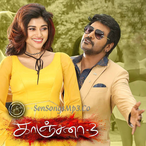 kanchana 3 tamil songs download