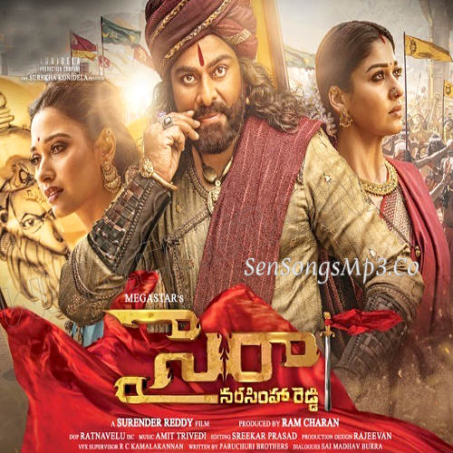 Syeraa Songs Download