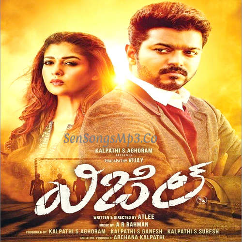 Whistle songs download 2019 vijay nayanatara