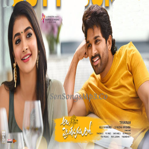 ala vaikuntapuramlo songs download 2019 butta bomma song download
