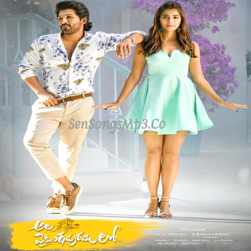 ala vaikuntapuramlo songs download 2020 allu arjun pooja hegde