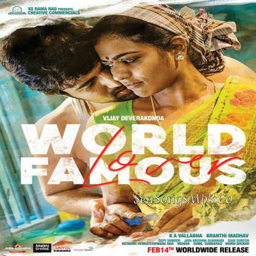 world famous lover movie songs download 2020