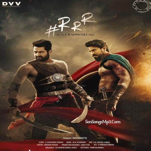 RRR Songs Download RAm Charan tej jr NTR SS Rajamouli MM Keeravani Alia Bhat RRR 2021 Songs Download