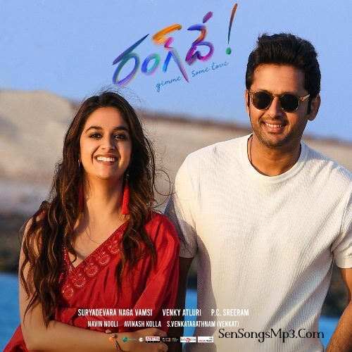 Rang De Songs Download 2021 Rangde Nithin Keerthy Suresh Devi Sri Prasad Songs