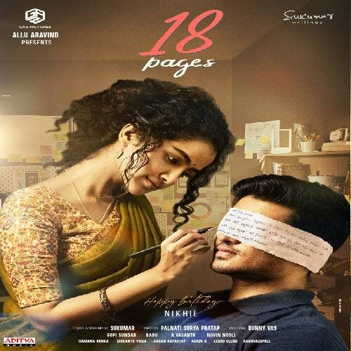 18 Pages Movie Songs